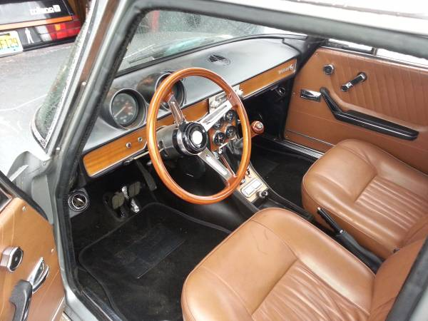 1969 Alfa Romeo Berlina For Sale on Craigslist $25,000