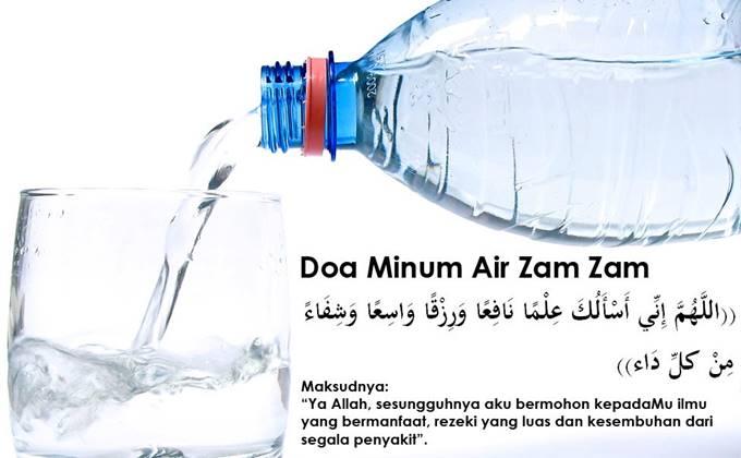 Manfaat Air Zam Zam, Keistimewaan dan Keutamaannya