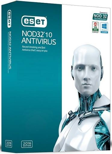 Free Download  Nod32 Antivirus 10