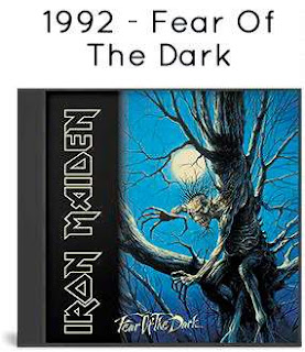 1992 - Fear Of The Dark