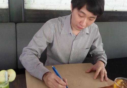 www.Tinuku.com Tinuku Oscar Darmawan founder of Bitcoin Indonesia