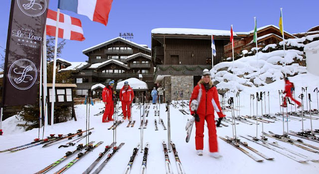 Le_Lana_hotel_Courchevel_France