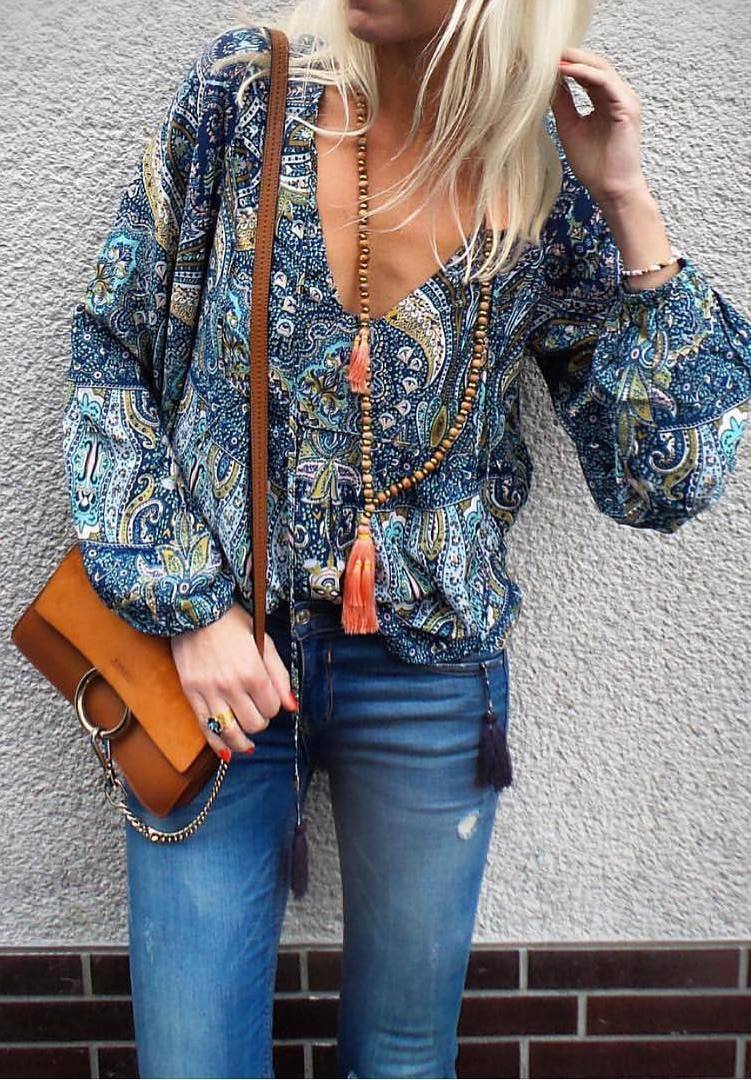 Outfits Club: 40+ Boho-Chic Looks You'll Want to Try Over and Over Again