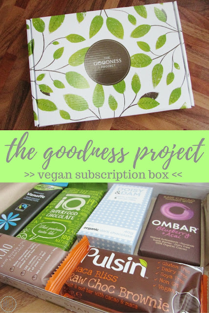My General Life - The Goodness Project - Vegan