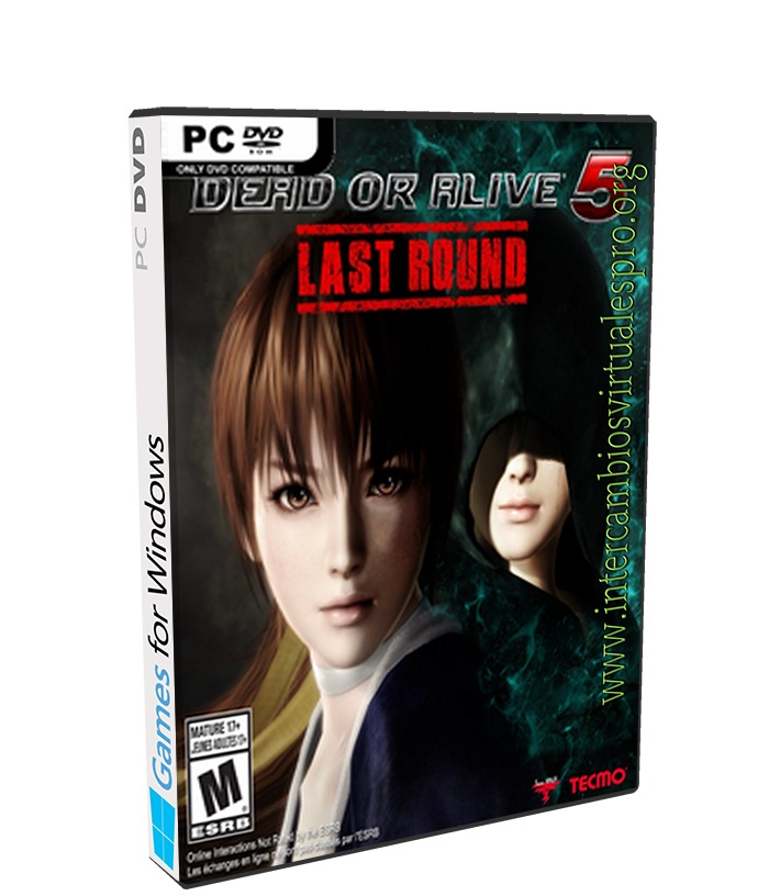 DEAD OR ALIVE 5 Last Round Core Fighters UCS poster box cover