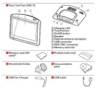TomTom ONE XL User Manual Guide