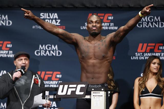 Fighter on Fighter: Memecah Pertarungan UFC 119 Derek Brunson