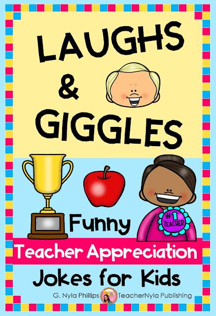 Joke Book for Kids about Teachers