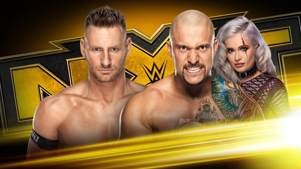 NXT Results - July 22, 2020