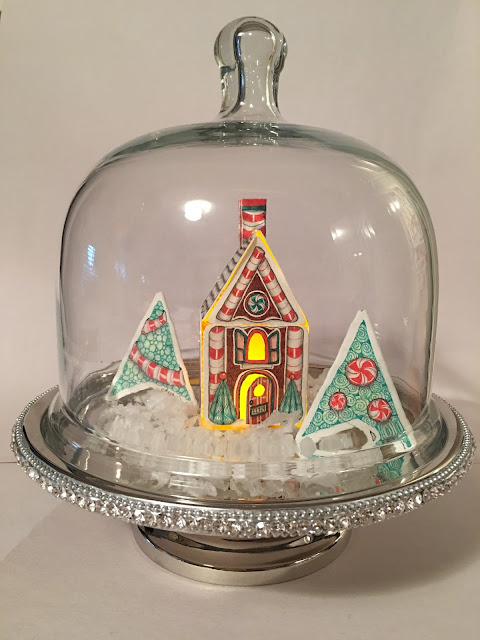 Domed Cake Stand Canada