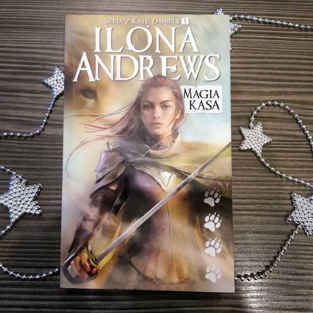 Ilona Andrews - Magia kąsa