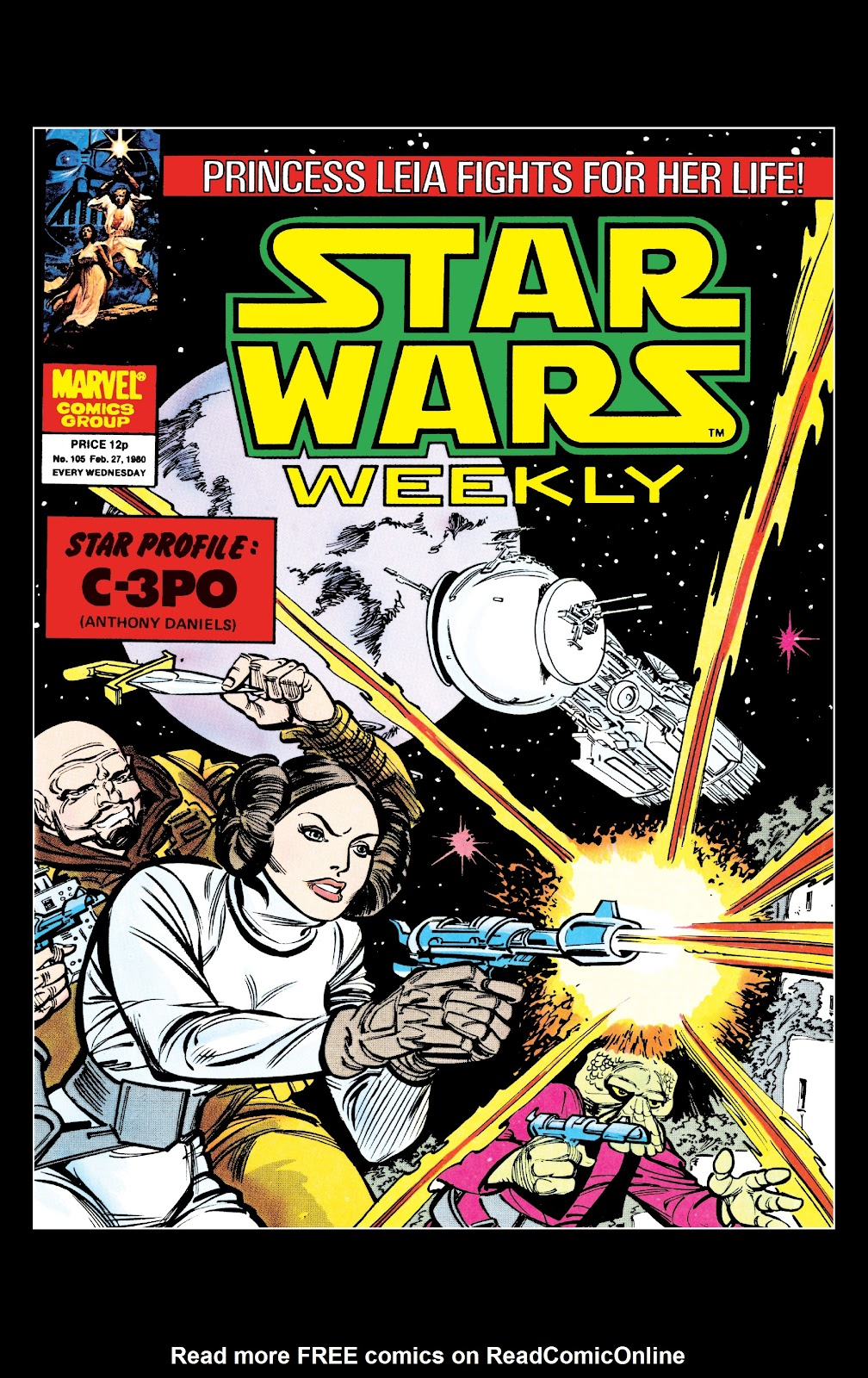 Read online Star Wars Legends: The Original Marvel Years - Epic Collection comic -  Issue # TPB 2 (Part 4) - 62