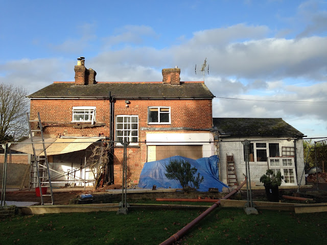 back house extension