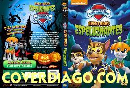 Paw patrol Halloween heroes - Aventuras espeluznantes