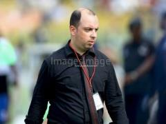 Hearts youth team coach Sergio Traguil will reject a potential reinstatement as senior team boss