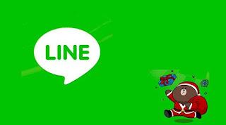 LINE Hadirkan Salju Di Room Chat!
