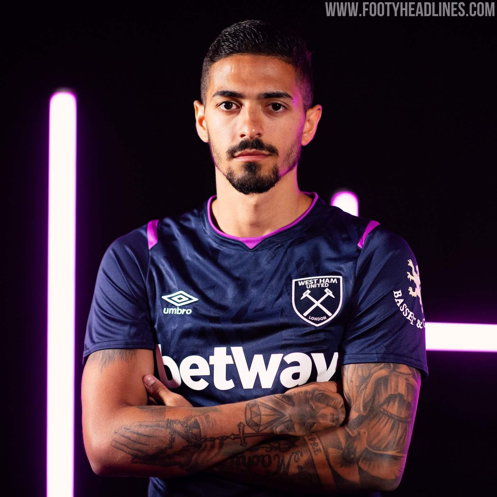 West Ham 19-20 Third Kit Released - Footy Headlines