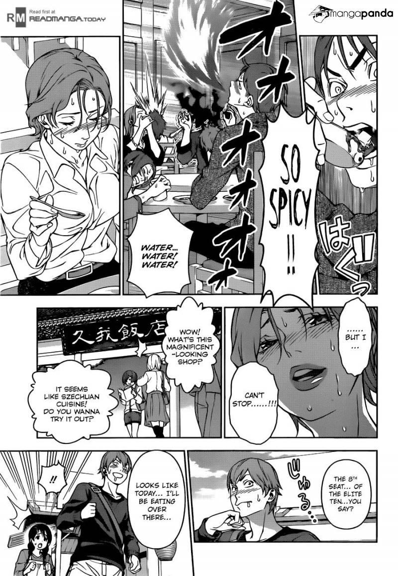 Shokugeki no Soma - Chapter 151