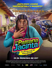 pelicula La Paisana Jacinta: En búsqueda de Wasaberto