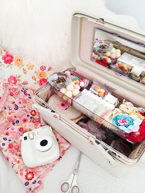 24 Creative Craft Room Storage Ideas Heart Handmade Uk