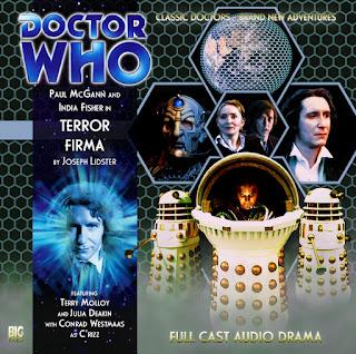 Doctor Who Terror Firma