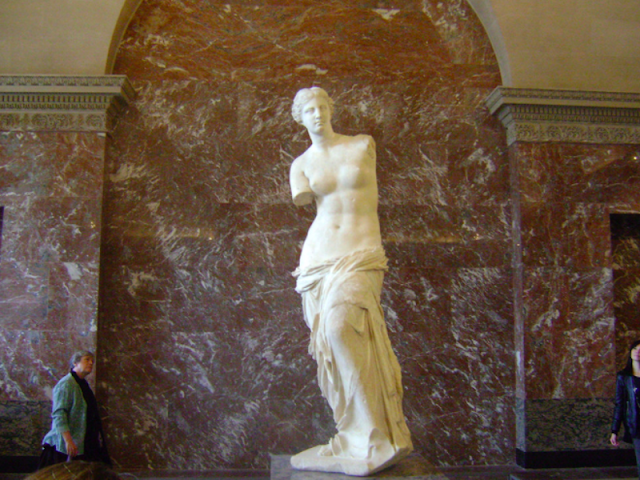 Return Venus de Milo please: Greeks make formal request to Louvre