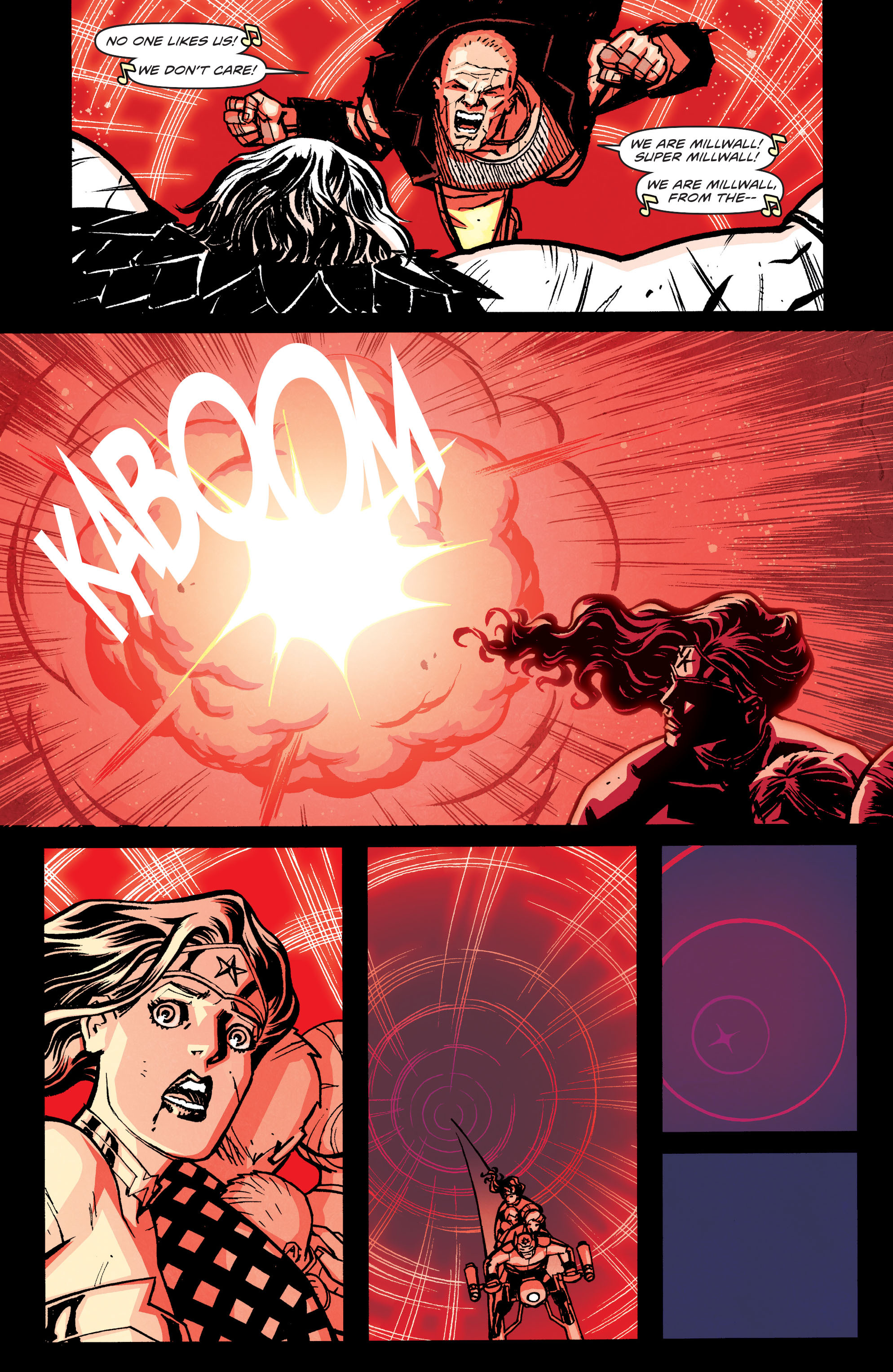 Read online Wonder Woman (2011) comic -  Issue #21 - 19