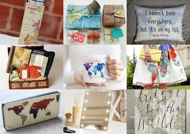 Что подарить путешественнику? идеи подарков для любителя путешествий
