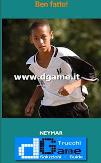Soluzioni Guess the child footballer livello 5