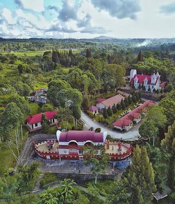 Taman Wisata Iman Dairi - Desa Sitinjo