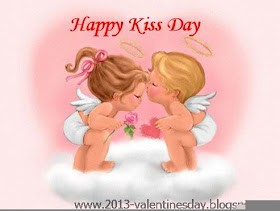 Beautiful Photography Happy Kiss Day 2014 Greeting Cards Images Wallpapers Pictures
