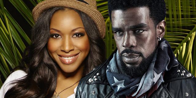 Gabrielle Dennis y Mustafa Shakir se suman a la segunda temporada de Luke Cage