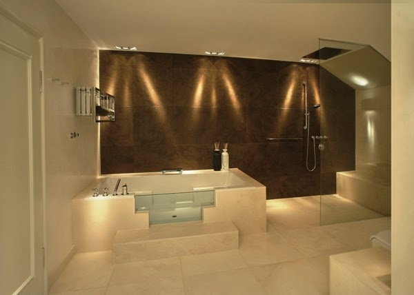 bathroom lighting ideas ceiling 30 cool bathroom ceiling lights and other lighting ideas 16135