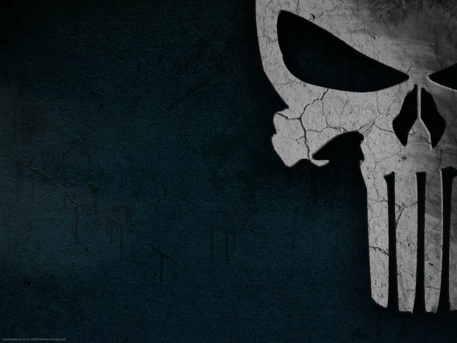 Punisher skull wallpaper |Clickandseeworld is all about ...