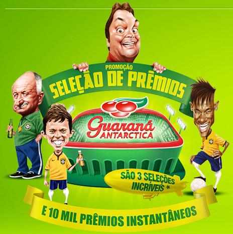 Guarana-Antarctica-Promoção-Seleção-De-Prêmios
