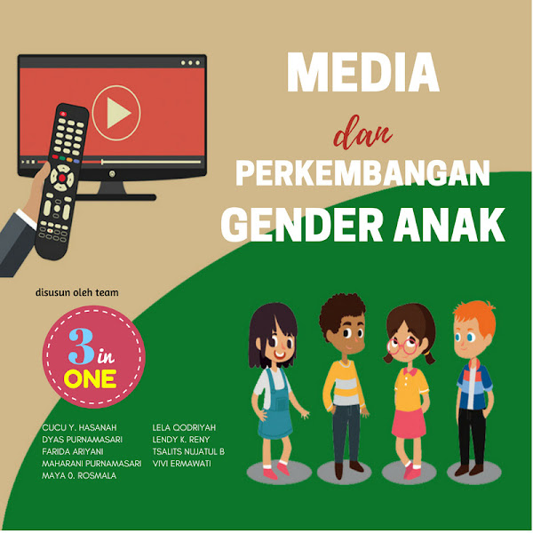 Pengaruh Media Dalam Perkembangan Gender Anak