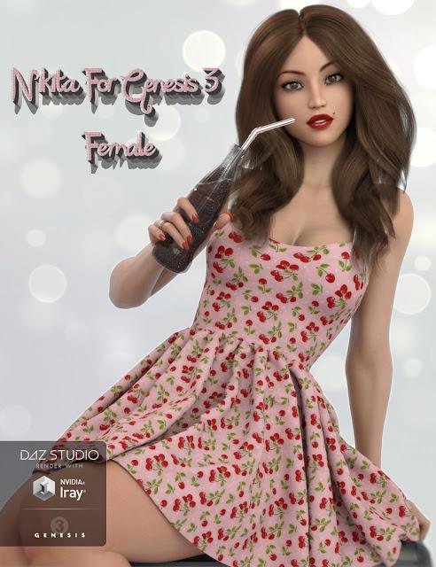 Nikita For Genesis 3 Female