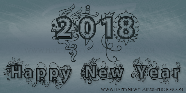 Happy new year whatsapp cards dp