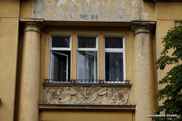 Warszawa Warsaw kamienice architektura Praga Północ