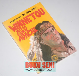 Winnetou Ketua Suku Apache 1 Karl May
