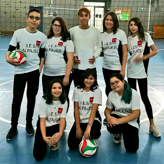 Voleibol Alpajés Aranjuez