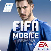 Screenshoot Game Fifa 2017 Mobile Soccer Apk Mod Terbaru: