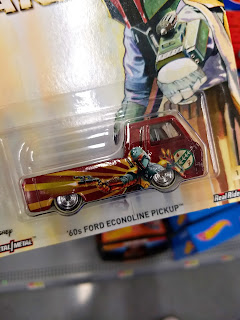 Hot Wheels Ford Econoline Pickup