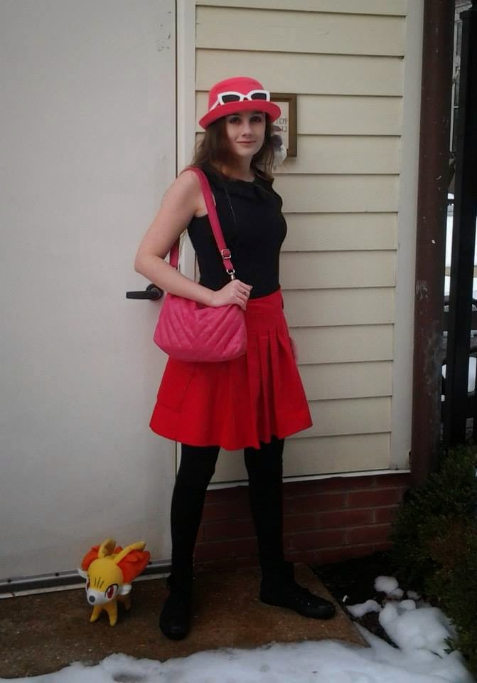 Costume Serena (Pokemon X/Y)  sc 1 st  Cosplay & In a Time of Cosplay: Costume: Serena (Pokemon X/Y)