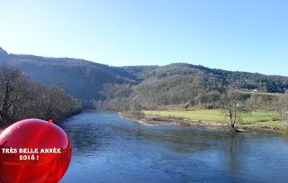 Dordogne Monceaux pêche mouche