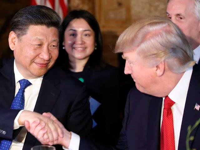China dan Amerika Serikat Sepakat Hentikan Perang Dagang