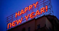 Happy New Year HTML Blogger Wishing Scrip download