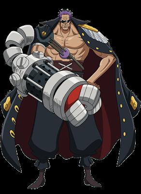 เซ็ตโต้ (Zetto): เซเฟอร์ (Zephyr) @ One Piece