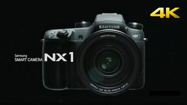 Samsung 4k cameras