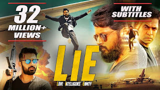 LIE (2017) Full HD Hindi Movie Download | Nithiin, Arjun, Megha Akash | Riwaz Duggal | New Release | Filmywap Tube | Filmywap 3